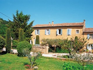 Apartment Mas Les Constances  in Menerbes, Luberon and surroundings - 4 persons