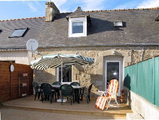 Vacation home in Tregastel - Plage, Cotes d'Armor - 3 persons, 1 bedroom