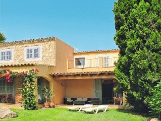 Apartment in Son Servera/Arta, Majorca / Mallorca - 6 persons, 3 bedrooms