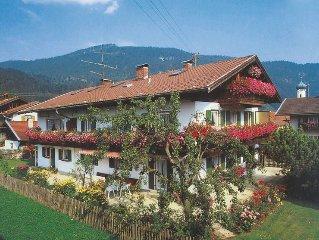 Apartment Wohnung Fricken  in Farchant, Bavarian Alps - Allgau - 2 persons