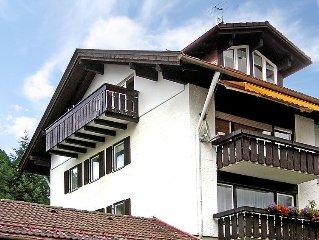 Apartment Buchfinkenweg  in Sonthofen, Allgau - 4 persons, 1 bedroom