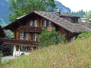 Apartment Drei Tannen  in Wengen, Bernese Oberland - 4 persons, 2 bedrooms