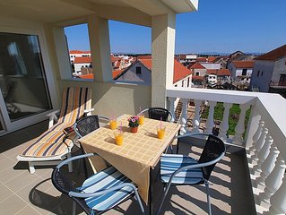 Apartment in Vodice, Central Dalmatia - 4 persons, 2 bedrooms