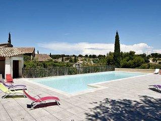 Apartment Les Garrigues de la Vallee des Baux  in Le Paradou, Aix Avignon surro