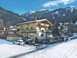 Apartment Haus Eberharter  in Mayrhofen, Zillertal - 5 persons, 2 bedrooms