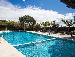 Ferienwohnung Apartarenys  in Arenys de Mar, Barcelona Costa Norte - 6 Personen,