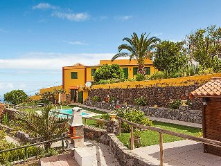 Vacation home Camino La Candelaria  in La Orotava, Tenerife - 4 persons, 2 bedr