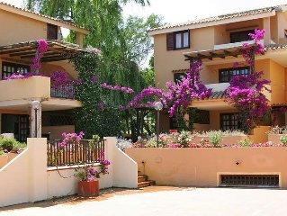 Apartment RESIDENCE BOUGAINVILLAE  in Porto Cervo, Sardinia - 2 persons