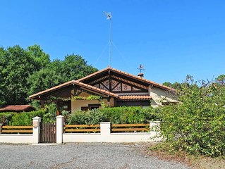 Vacation home in Soustons - Vieux Boucau, Aquitaine - 6 persons, 3 bedrooms