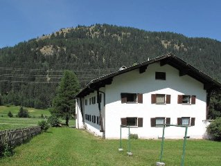Apartment Altes Zollhaus  in Nauders, Oberinntal - 9 persons, 4 bedrooms