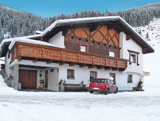 Apartment HAUS KRISTALL  in See, Paznaun Valley - 5 persons, 2 bedrooms