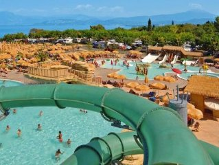 Holiday resort Piani di Clodia, Lazise  in Südlicher Gardasee - 6 persons, 3 be