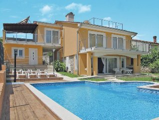 Vacation home VILLA LINA  in Premantura, Istria - 10 persons, 4 bedrooms