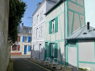Vacation home de pecheur  in Deauville - Trouville, Normandy - 2 persons, 1 bed