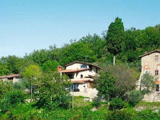 Ferienhaus Le Coste  in Rignano sull'Arno (FI), Florenz ( Region) - 6 Personen,