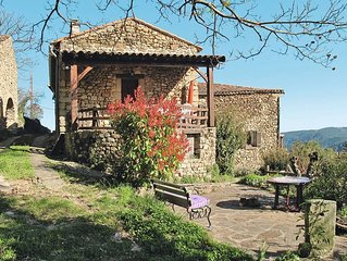 Vacation home in Joannas, Ardeche - 6 persons, 2 bedrooms