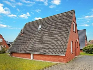 Holiday home, Dornumersiel  in Ostfriesland - 6 persons, 3 bedrooms