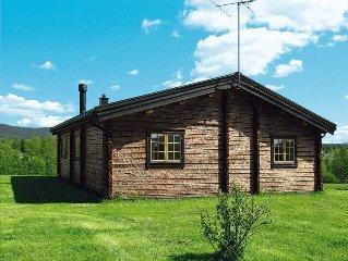 Vacation home Vemdalen  in Vemhan, Northern Sweden - 6 persons, 2 bedrooms