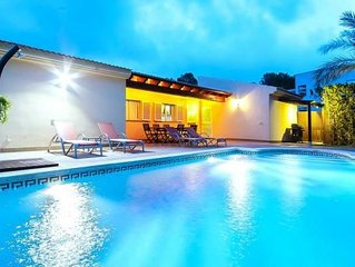 Holiday home, Cala Vinyes  in Mallorca - 12 persons, 6 bedrooms