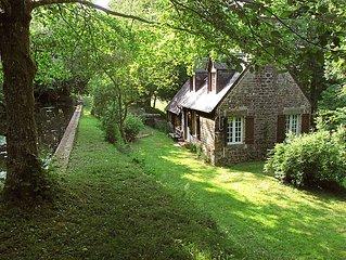 Ferienhaus Le Moulin de la Republique  in Sourdeval, Normandie - 6 Personen, 3 S
