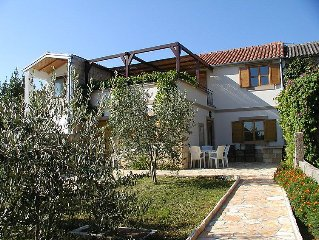 Vacation home Jurica  in Pasman/ Nevidane, North Dalmatia/ Islands - 5 persons,