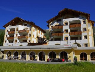Apartment Allegra  in Zuoz, Engadine - 2 persons, 1 bedroom