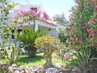 Ferienhaus Casa da Palmeira  in Lagoas/FERREIRAS, Algarve - 6 Personen, 3 Schlaf