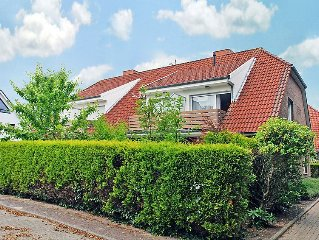 Apartment Scholle  in Norddeich, North Sea - 4 persons, 2 bedrooms