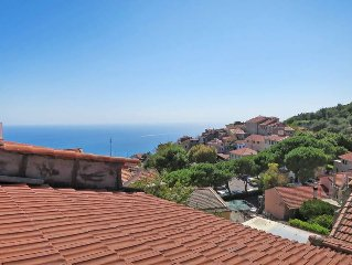 Vacation home Le Antiche Volte  in Cipressa, Liguria: Riviera Ponente - 6 perso