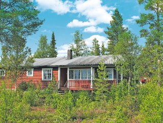 Vacation home Lofsdalen  in Lofsdalen, Northern Sweden - 8 persons, 3 bedrooms