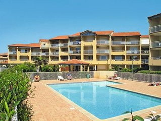 Apartment Résidence Alizéa  in Valras - Plage, Languedoc - Roussillon - 4 perso