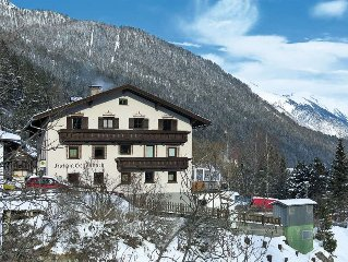Apartment Hof am Schönbach  in St. Anton/St. Jakob, Arlberg - 2 persons