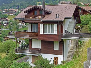 Apartment Melodie  in Wengen, Bernese Oberland - 4 persons, 1 bedroom