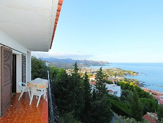 Vacation home Panorama 01  in Llanca, Costa Brava - 8 persons, 2 bedrooms
