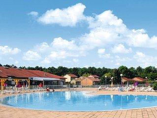 Apartment Les Villas du Lac  in Soustons - Plage, Aquitaine - 6 persons, 2 bedr