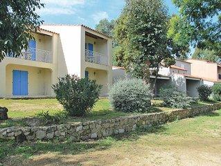 Apartment Residence Cala di Sole  in Algajola, Corsica - 4 persons, 1 bedroom