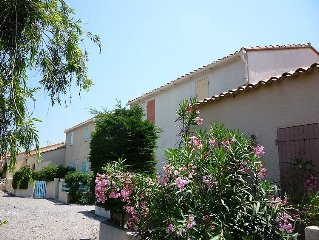 Vacation home Les Estivales 3  in Saint Cyprien, Pyrenees - Orientales - 4 pers