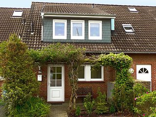 Vacation home Baltrum  in Norddeich, North Sea - 5 persons, 3 bedrooms