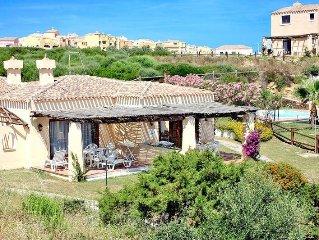 Vacation home Sea Villas  in Stintino (SS), Sardinia - 4 persons, 1 bedroom