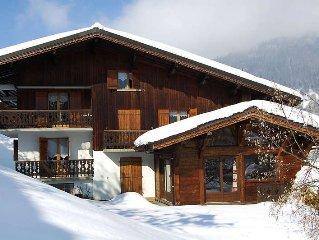 Apartment in Morzine, Haute - Savoie - 5 persons