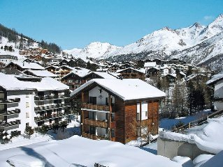 Apartment Haus Ama Saas  in Saas - Fee, Central Valais / Wallis - 3 persons, 1