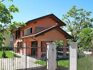 Vacation home Casa Rosa  in PORTO VALTRAVAGLIA VA, Lago Maggiore - Lake Orta -