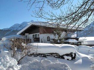Apartment Haus Helga  in Fieberbrunn, Kitzbühel Alps - 6 persons, 2 bedrooms