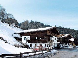 Apartment Haus Harringer  in Wildschonau, Kitzbuhel Alps - 5 persons, 1 bedroom