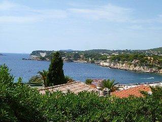 Ferienwohnung Le Chateau  in Bandol, Cote d'Azur - 4 Personen, 2 Schlafzimmer
