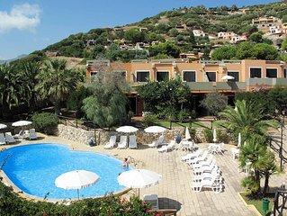 Apartment Aparthotel Residence  in Villasimius, Sardinia - 4 persons, 1 bedroom