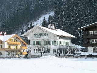 Apartment Haus Rauter  in Mayrhofen, Zillertal - 8 persons, 3 bedrooms