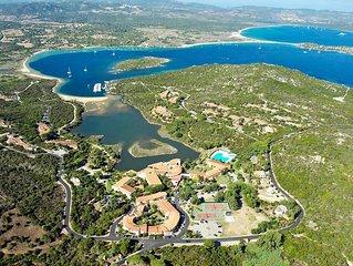 Apartment Costa Serena Village  in Palau (SS), Sardinia - 6 persons, 2 bedrooms