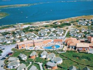 Apartment L'Ile des Pêcheurs  in Le Barcarès, Languedoc - Roussillon - 6 person