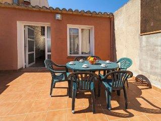 Vacation home Santa Barbara 55  in Palamos, Costa Brava - 5 persons, 2 bedrooms
